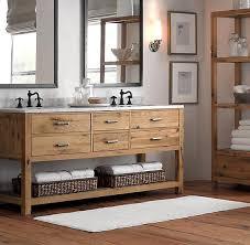 Open Shelf Bathroom Vanity Extraordinary Image Open Shelf Bath Furniture Cool Bathroom Vanity