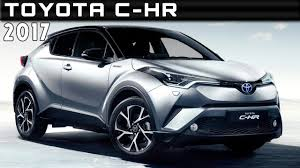 cars toyota 2017 2017 toyota c hr review rendered price specs release date youtube