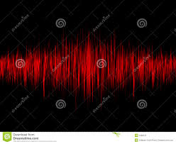 sound wave stock image image 3492571