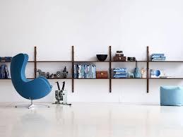 Mounted Bookshelf Interior Garage Storage Shelves Stacked Shelving System Large