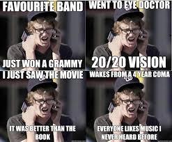 Meme Hipster - a meme is born sad hipster broadsheet ie