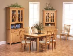 Sideboards Extraordinary Dining Room Sets With Hutch Dining Room - Oak dining room sets with hutch