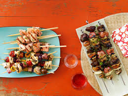 Halloween Appetizers Food Network by 50 Kebabs Recipes And Ideas Food Network Main Dish Grilling