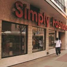 simply fashions simply fashions department stores 232 s state st the loop