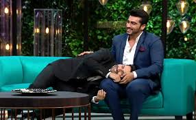 Shahid Kapoor Cock - koffee with karan arjun kapoor says he has a bigger penis than