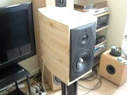 Bookshelf Speaker Design Diy Bookshelf Speakers Sonus Faber Like Scanspeak Tangband