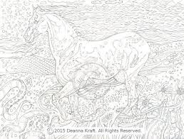 49 horse coloring pages images horse coloring