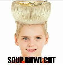 Bowl Haircut Meme - soup bowl cut meme on me me