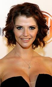 hairstyles for short curly layered hair at the awkward stage a gallery of short brown hair from pixies to shags medium