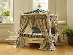 Pet Canopy Bed 7 Most But Totally Awesome Beds For Your Pet Cuteness