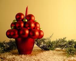 christmas ornament topiary hgtv