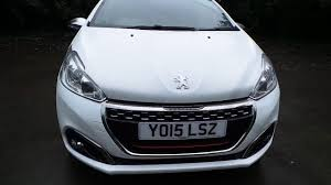 peugeot car and insurance package yo15lsz peugeot 208 1 6 thp gti prestige 3dr youtube