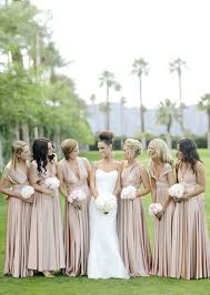 chagne colored bridesmaid dress chagne wedding ideas with luxe appeal layering bird and cake