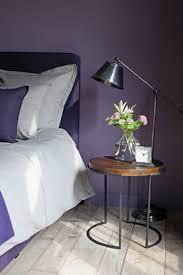 peinture chambre mauve et blanc quelles couleurs pour peindre sa chambre à coucher ideeco