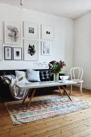 real deal steal an understated living room with a boho touch