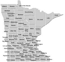 mn counties map routes and maps bicycles mndot