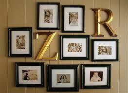 AstonishingLettersWallDecorDecoratingIdeasGalleryinFamily - Wall decor ideas for family rooms