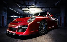 porsche garage porsche 911 turbo red car garage photo 7036099