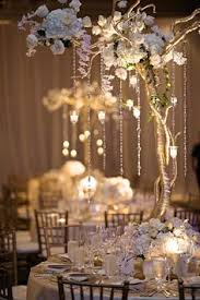 Wedding Reception Decor Gold Ivory And White Wedding Reception Decor With White Florals