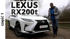 lexus is 300h zdjecia lexus rx 200t 238 km 2016 test autocentrum pl 254 youtube