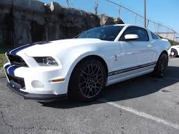 2013 mustang shelby gt500 price 2013 ford mustang shelby gt500 performance white 821a track