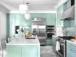 ideas for refinishing kitchen cabinets painted kitchen cabinet ideas freshome mesmerizing paint