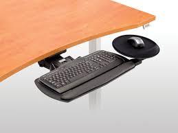 Mouse Platform Under Desk Workrite Ergonomics Keyboard Platforms