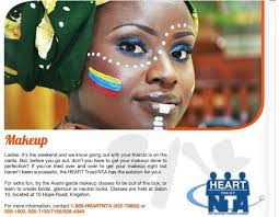 weekend makeup courses heart trust nta on hi friends we are accepting
