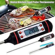 sonde de temperature cuisine digital probe thermometer food temperature sensor for cooking baking