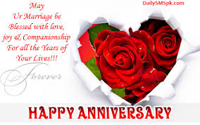 marriage day quotes happy anniversary wishes and image for parents dailysmspk net