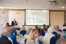 Suny New Paltz Map President Addresses New Paltz Chamber Of Commerce At Campus Event