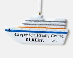 Cruise Ornament Cruise Ship Ornament Etsy