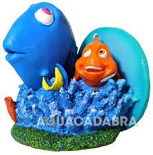 finding dory aquarium ornaments marlin nemo disney pixar fish tank