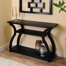 Entryway Console Table Black Entryway Console Table How To Convert Pertaining Entry