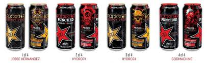 pubg energy drink rockstar energy drink launching custom gears of war 4 cans