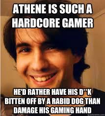 Hardcore Memes - athene so hardcore memes quickmeme