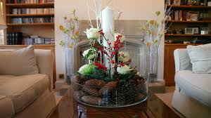 decorations modest interflora centerpiece christmas table