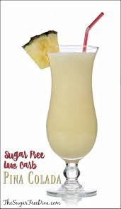 how to make a sugar free pina colada the sugar free diva