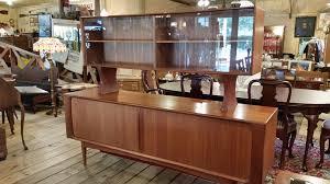 mid century modern credenza wren wood antiques