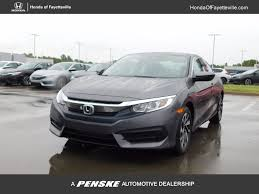 honda civic coupe 2017 2017 new honda civic coupe lx p cvt at honda of fayetteville