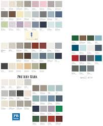 sherwin williams fall winter 2013 palettes for pottery barn