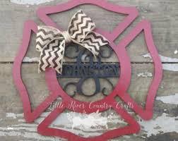 wooden maltese cross maltese cross etsy