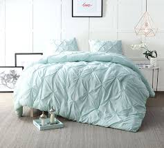 Teal King Size Comforter Sets Aqua King Size Quilt Cover Hint Of Mint Pin Tuck Oversized King