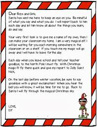 time 4 kindergarten the elf has arrived