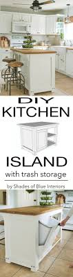 how to build a kitchen island using wall cabinets 23 best diy kitchen island ideas and designs for 2021