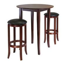 Pub Table And Chairs Set Bar Pub Table Sets At Brookstone Shop Now