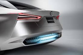 nissan supercar concept nissan vmotion 2 0 concept previews the next altima automobile