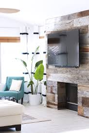 Barn Wood Wall Ideas by 20 Diy Woodworking Projects Reclaimed Wood Fireplace Wood