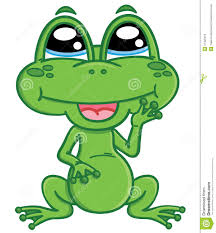 free funny frog clipart 44