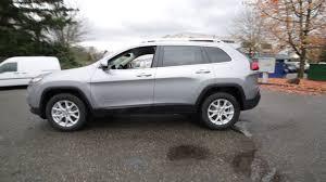 2017 jeep cherokee sport 2017 jeep cherokee latitude billet silver metallic hw545271